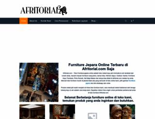 afritorial.com screenshot