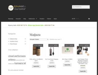 afrodizyaksepeti.com screenshot