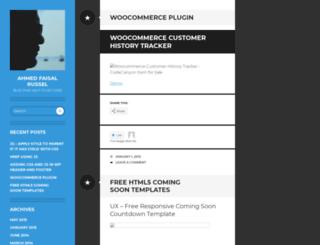 afrussel.wordpress.com screenshot