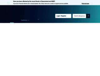 afsa.gov.au screenshot