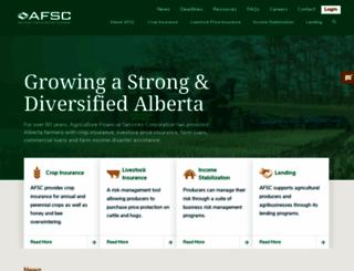 afsc.ca screenshot