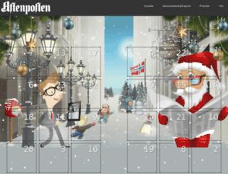 aftenposten2014.netb11.com screenshot