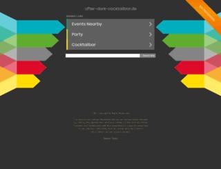 after-dark-cocktailbar.de screenshot