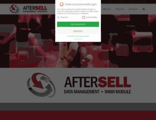 after-sell.de screenshot