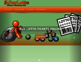 afterlotto.com screenshot