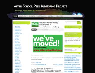 afterschoolpmp.wordpress.com screenshot