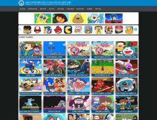 afunnygames.com screenshot