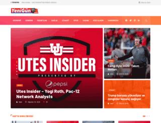 afyonyenigun.com screenshot