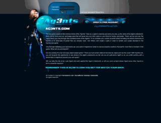 ag3nts.com screenshot