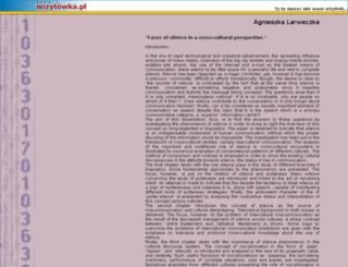 aga1.wizytowka.pl screenshot