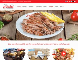 agababadoner.com screenshot