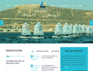 agadiryachtclub.com screenshot