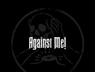 againstme.net screenshot