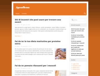 agameofthrones.it screenshot
