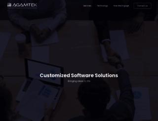 agamtek.com screenshot