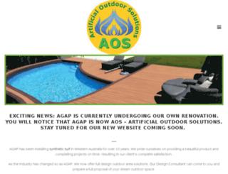 agap.com.au screenshot