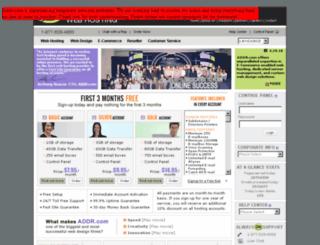 agapechurch.addr.com screenshot
