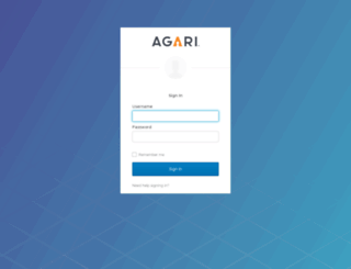 agari.bamboohr.com screenshot