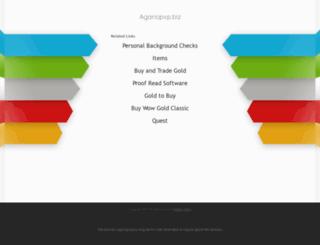 agariopvp.biz screenshot