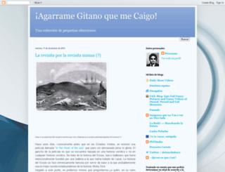 agarramegitanoquemecaigo.blogspot.com screenshot