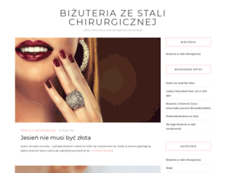 agart-bizuteria.pl screenshot