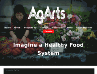 agarts.eserver.org screenshot