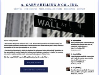 agaryshilling.com screenshot