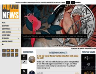 agaunews.com screenshot