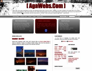 agawebs.com screenshot