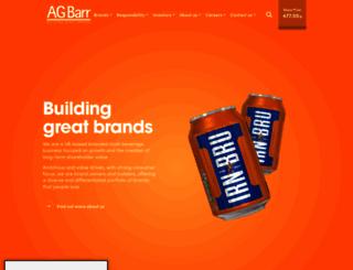 agbarr.co.uk screenshot