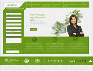 agbfinance.com screenshot