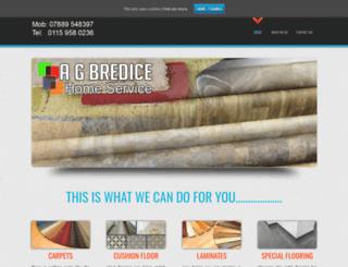 agbredice.co.uk screenshot