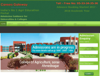 agbscadmissions.com screenshot
