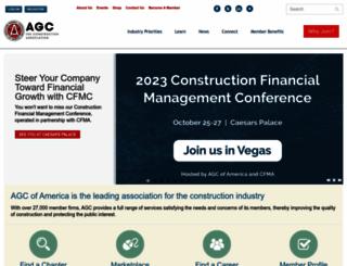 agc.org screenshot