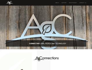 agconnections.com screenshot