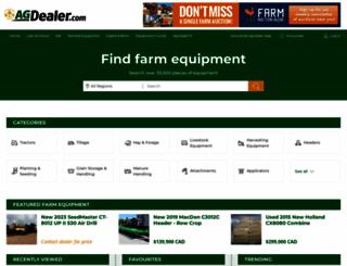agdealer.com screenshot