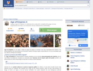 age-of-empires-3.malavida.com screenshot