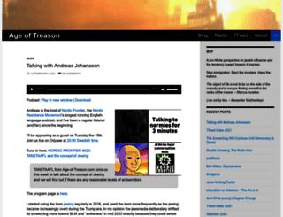 age-of-treason.com screenshot