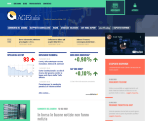 ageitalia.net screenshot