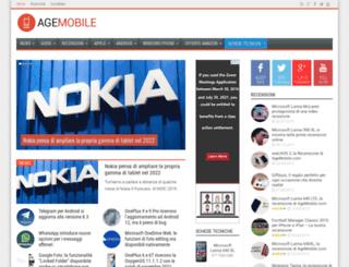 agemobile.com screenshot