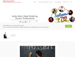 agenasuransikita.com screenshot