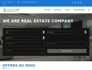agence-immobiliere-marrakech.net screenshot