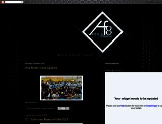 agenciaaf8.blogspot.com.br screenshot