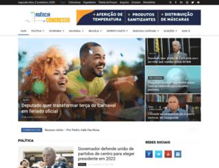 agenciacongresso.com.br screenshot