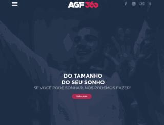 agenciadeformaturas.com.br screenshot