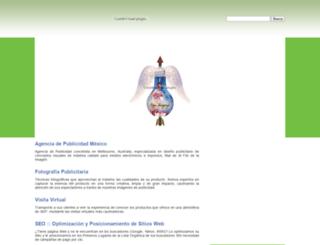 agenciadepublicidadmexico.com.mx screenshot