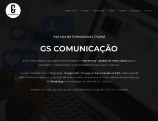 agenciags.com.br screenshot