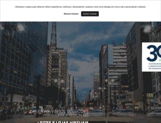 agenciam.com.br screenshot