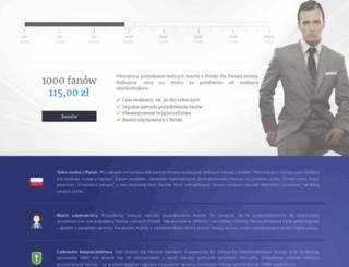 agencjafb.pl screenshot