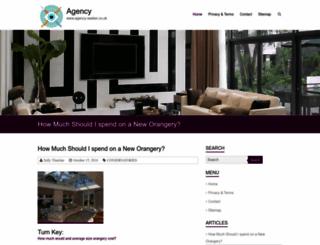 agency-seeker.co.uk screenshot